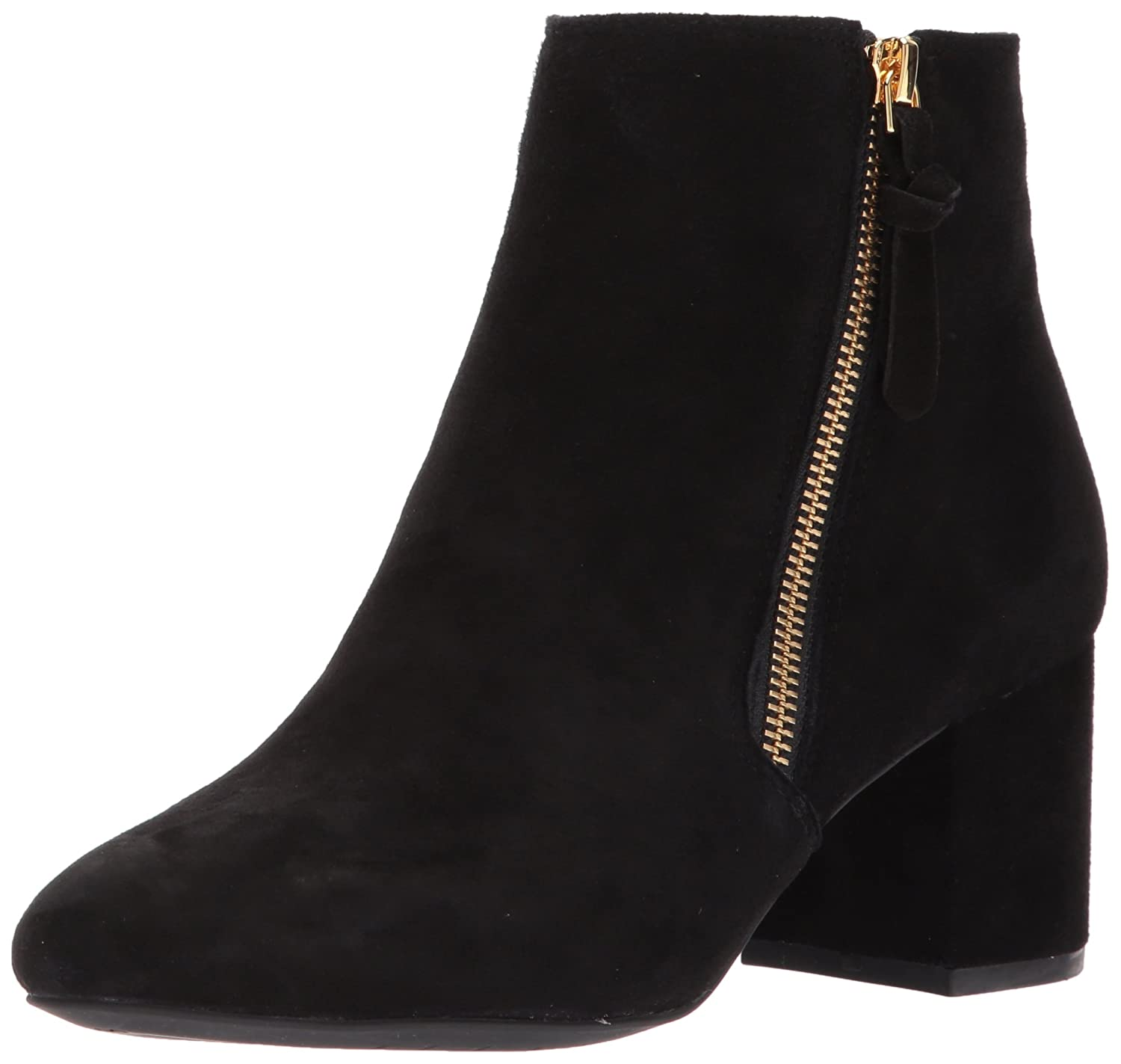 Cole Haan Women's Saylor Grand Bootie II Ankle Boot B01N283TQP 9 B(M) US|Black Suede