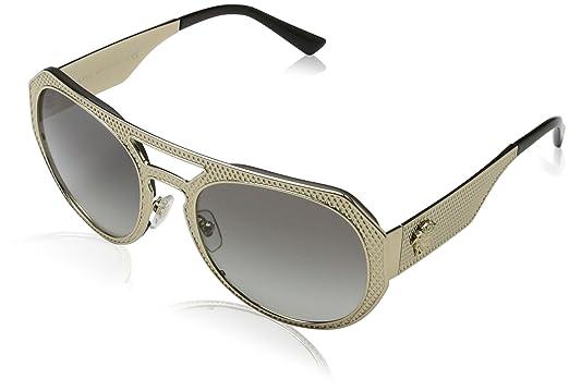 9e509284b9108 Amazon.com  Versace Womens Metal Mesh Collection Sunglasses (VE2175)  Gold Grey Metal - Non-Polarized - 60mm  Versace  Clothing
