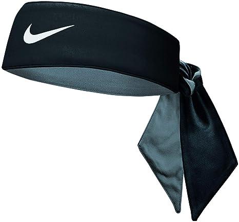 Amazon.com   Nike Cooling Head Tie Black White   Sports   Outdoors 5811c9711f5