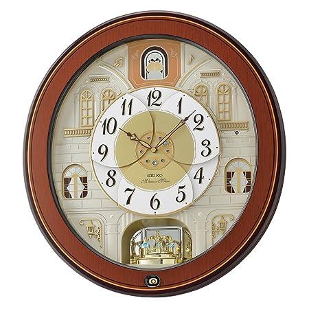 Seiko Wall Clock Model QXM368BRH