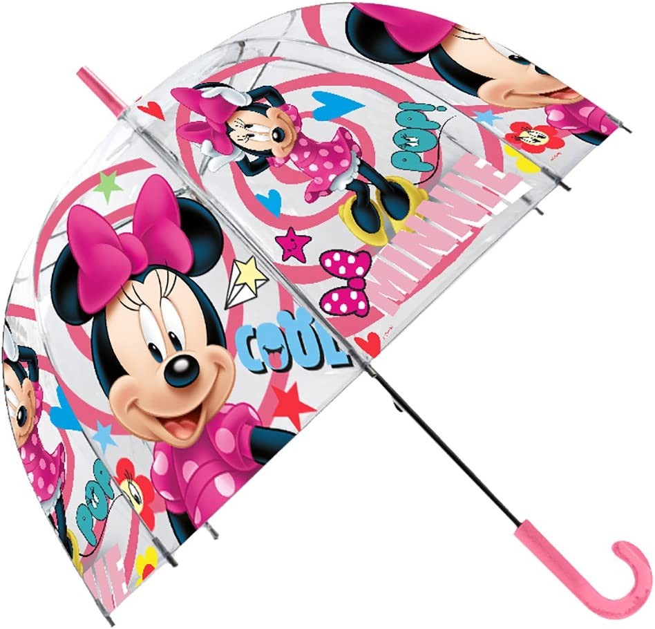 19 Disney Pat Patrouille Parapluie Cloche Transparente PW16280