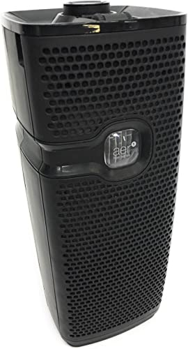 Holmes Mini Tower Air Purifier – Black