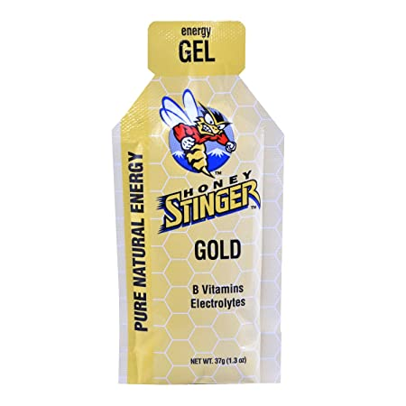 Amazon.com: Honey Stinger Gel - 24 unidades, color dorado ...