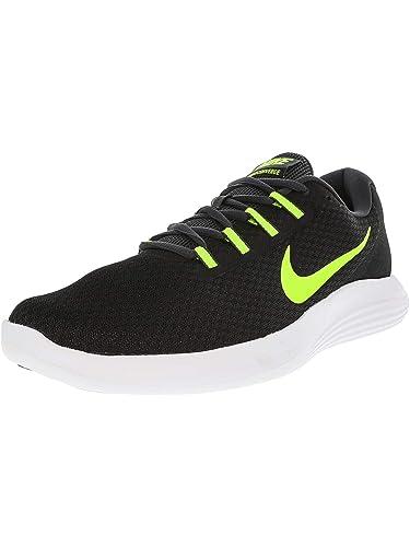 d8d34b857b976 Nike Men s Lunarconverge Running Shoe Black Volt White Anthracite 12 ...