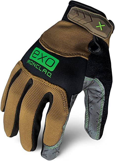 Ironclad EXO2-MPG-04-L EXO Motor Pro Gloves