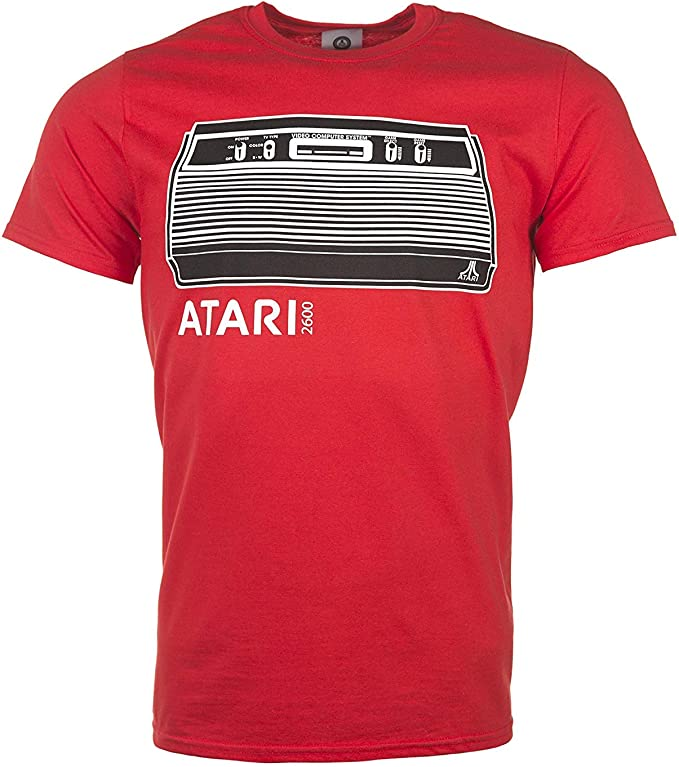 Atari VCS Console Red T-shirt