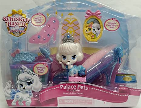 Disney Whisker Bliss Palace Haven Pumpkin Pets Tales Beautyamp; LjRcq354A