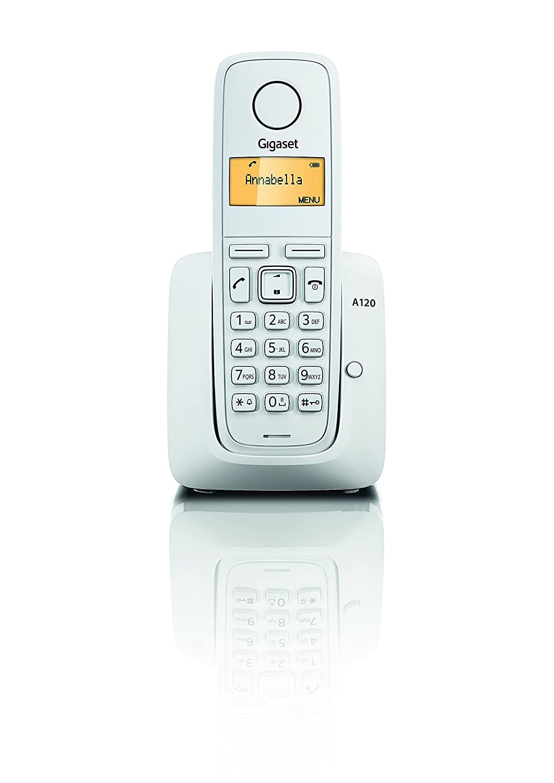 Gigaset S30852-H2401-D206 A120 naranja T/él/éphone sans fil Orange