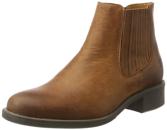 Womens Sting Chelsea Boots, Cognac Apple of Eden