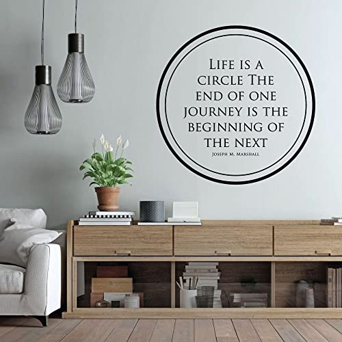Amazoncom Inspirational Quotes Motivational Wall Art Life Is A