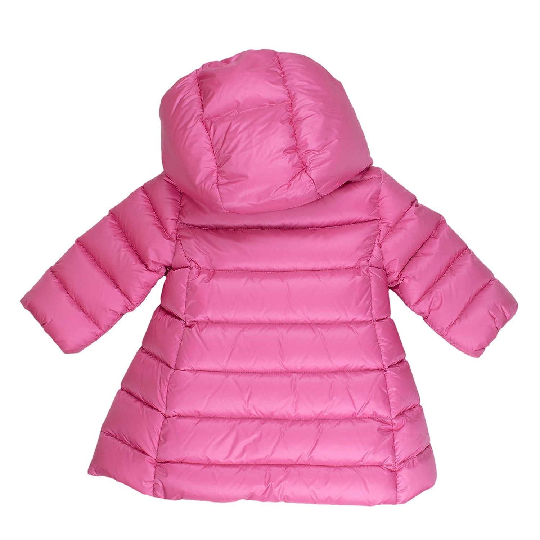 MONCLER Abrigos - Abajo - para bebé niña Rosa rosa: Amazon.es: Ropa y accesorios