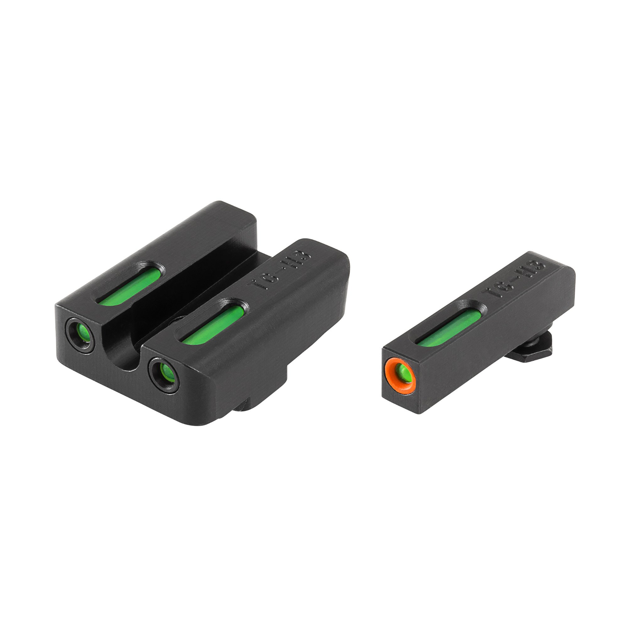1007606 TruGlo TFX Glock High Set PRO Orn Handgun Sight