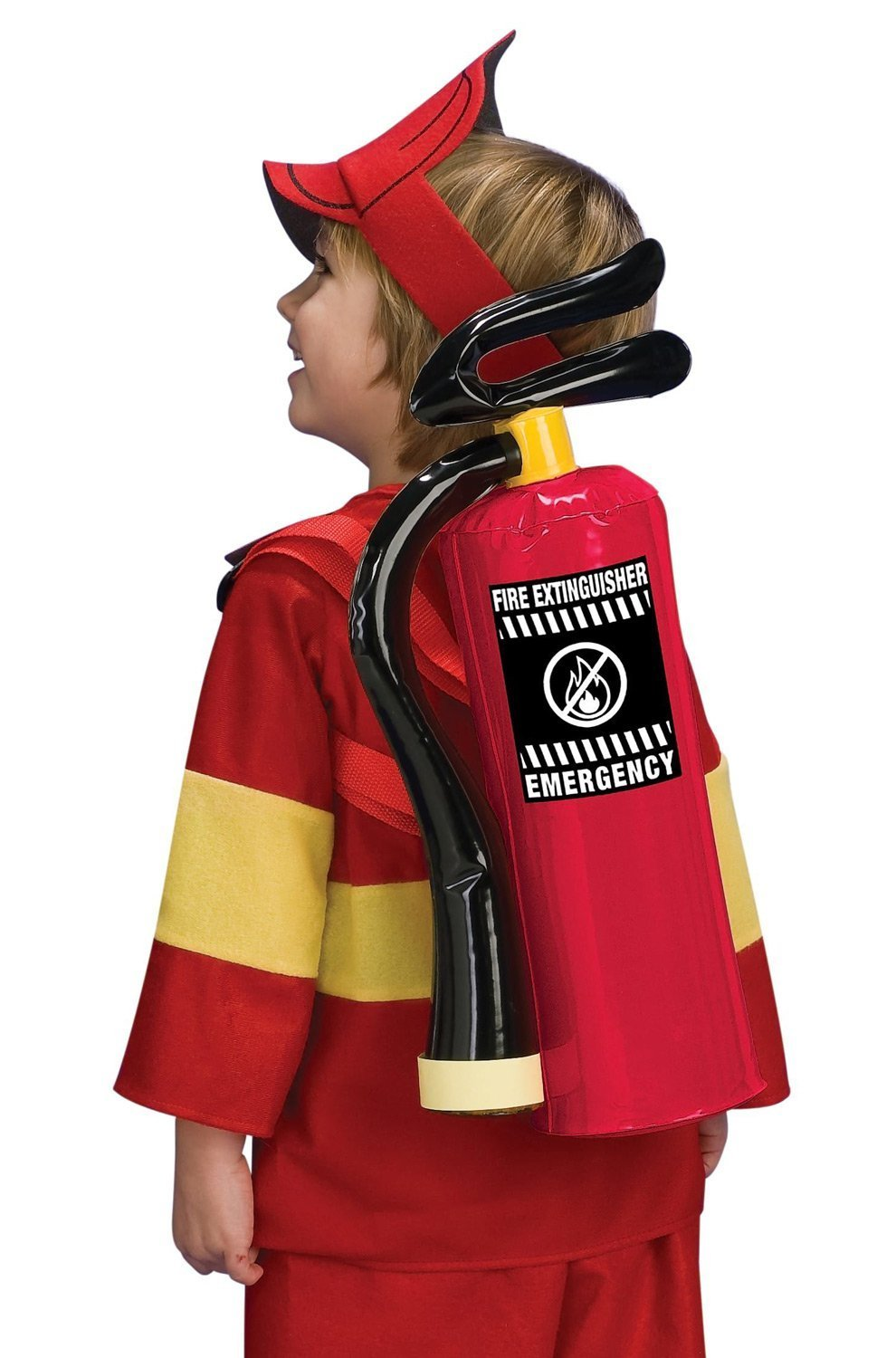 Inflatable Fire Extinguisher, 19'' Long