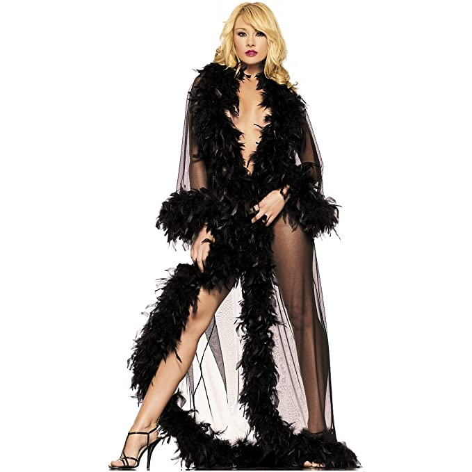 clear-cut texture factory price compare price Be Wicked BW834 The Glamor Robe.