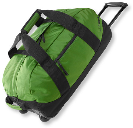 Rolling Adventure Duffle, Extra-Large (Sea Green)