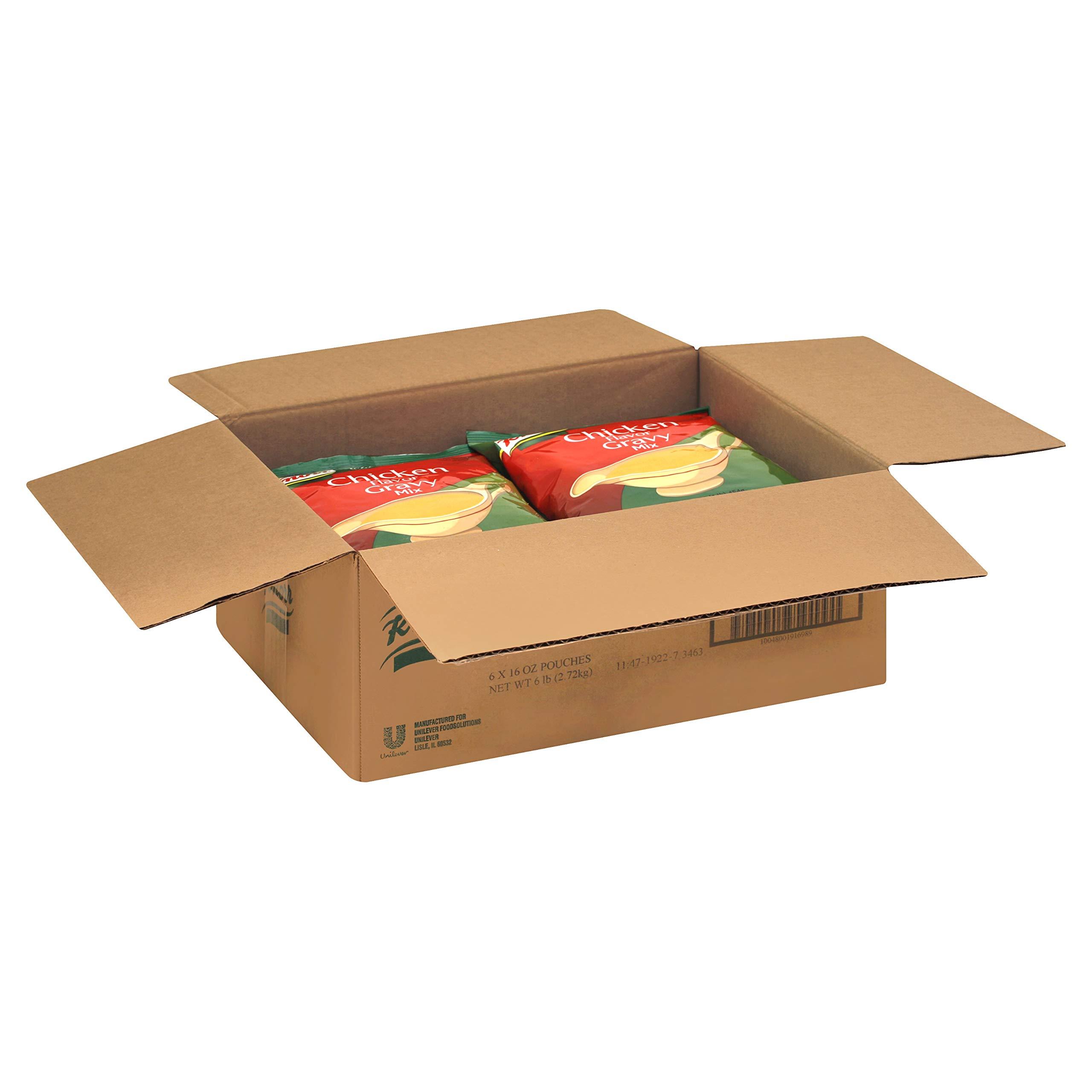 Knorr Chicken Gravy Mix, 1 Pound - 6 Per Case