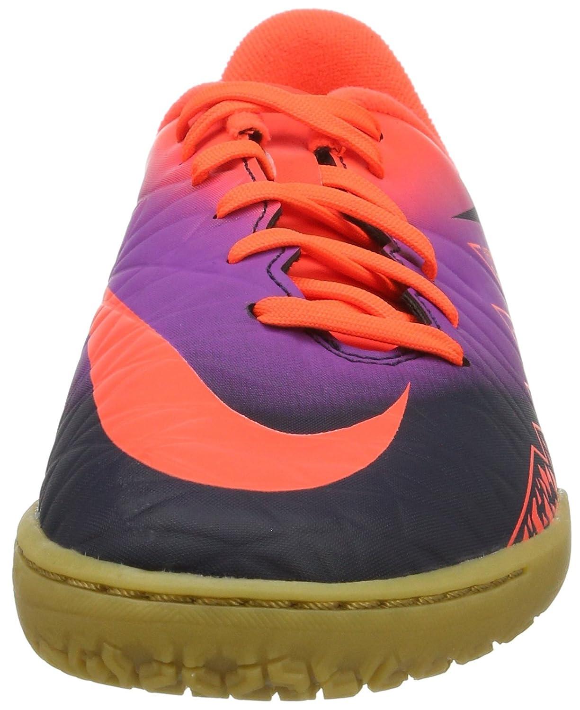 more photos f7ab7 9b2d4 Amazon.com   Nike Kids Jr Hypervenom Phelon II IC Indoor Soccer Shoe    Soccer