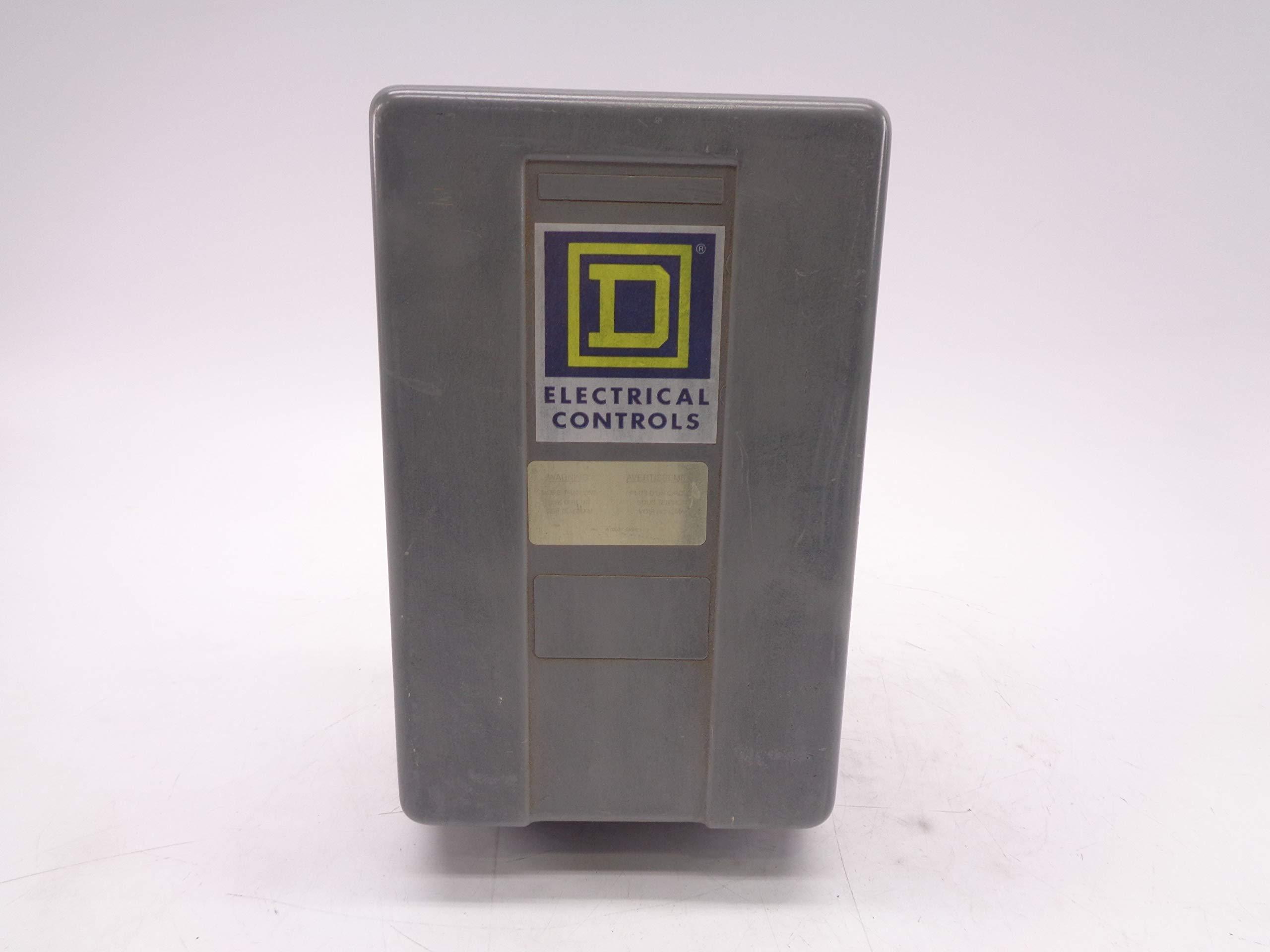 Square D 8903SMG2 30A SER. A NSNP