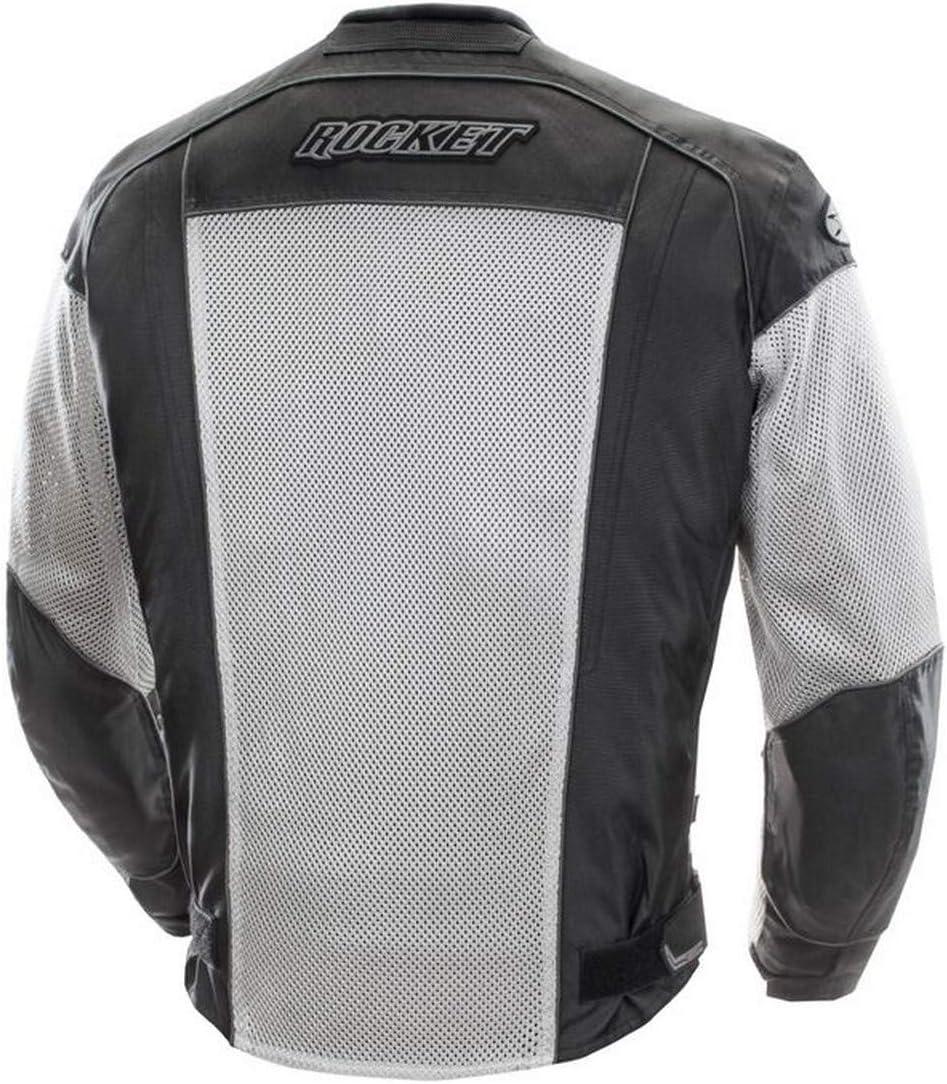 Black//Black//Small Joe Rocket Phoenix 6.0 Mens Street Motorcycle Jackets