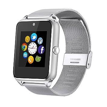 2017 Reloj Elegante GT09 con la Tarjeta SIM Smartwatch de ...