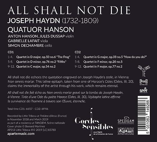 Les quatuors de Haydn - Page 3 71PMKHdxqzL._SX522_