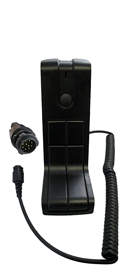 Amazon Com Desktop Base Microphone Motorola Xpr5550 Xpr4350 Xpr5350
