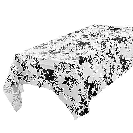 Sourcingmap® - Tovaglia in vinile e PVC per tavoli da cucina e da ...