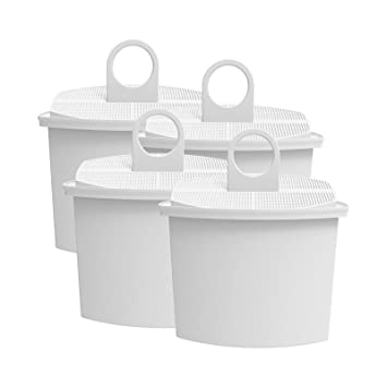 AquaCrest AQK-12 Compatible Braun Brita KWF2 Filtro de Agua para máquinas de café (4): Amazon.es: Hogar