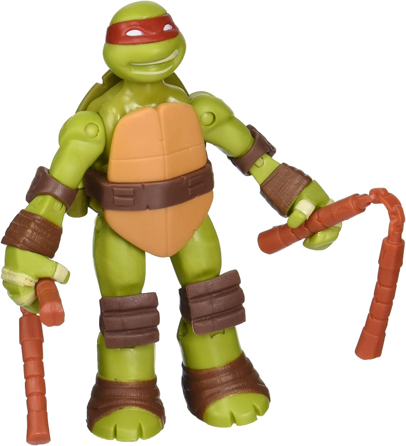 Amazon Com Teenage Mutant Ninja Turtles Battle Shell Michelangelo