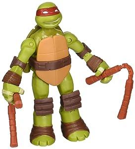 Teenage Mutant Ninja Turtles Battle Shell Michelangelo Action Figure