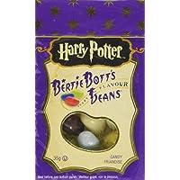 Harry Potter Bertie Bott's - Every Flavour Beans (1.2oz Jelly Bean Box) [2 Pack Bundle]