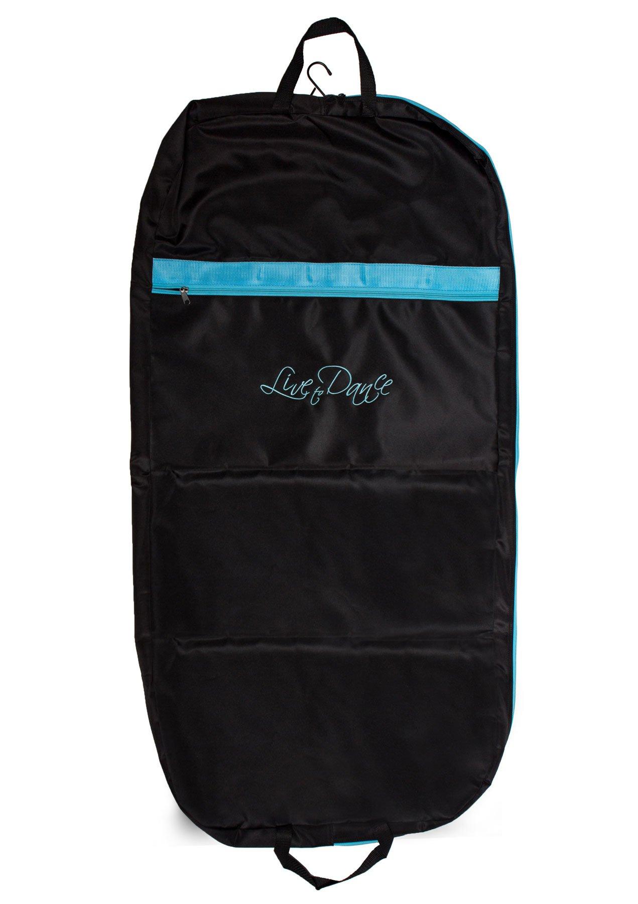 Horizon Dance 7047 Live To Dance Garment Bag For Dancers - Blue