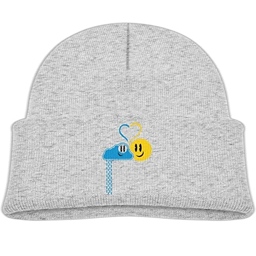 8b7db0808 Amazon.com: Knit Hat The Sun The Clouds Fall in Love Baby Beanies ...