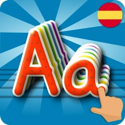 LetraKid PRO – Abecedario para niños. Trazos para escribir el ABC & 123. Juegos educativos 3+ años