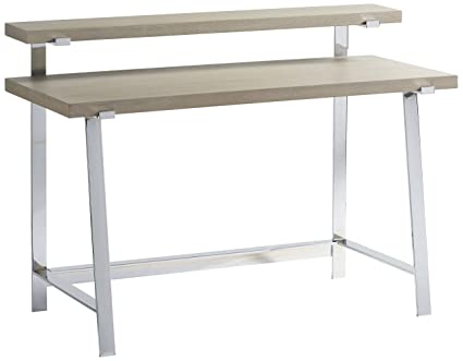 Universal Furniture 6351027 Axis Collection Desk, Grey