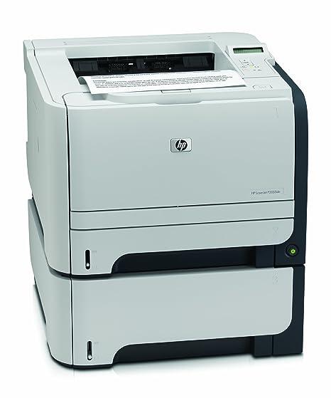 HP LaserJet P2055D - Impresora láser color blanco y negro (33 ppm)
