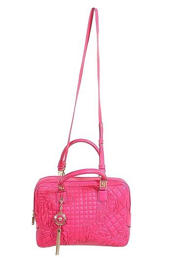 Amazon.com: Gianni Versace - Bolso de mano para mujer, 100 ...
