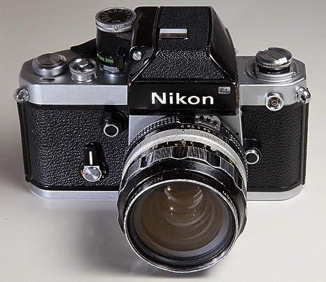 Nikon – F2 con photomic DP1 Reflex A Protector de Pantalla de con ...