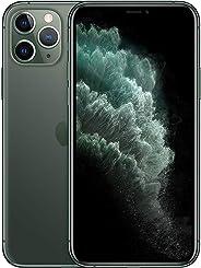 Apple iPhone 11 Pro Max 256Gb - Verde Meia Noite - MWH72LL/A - Desbloqueado