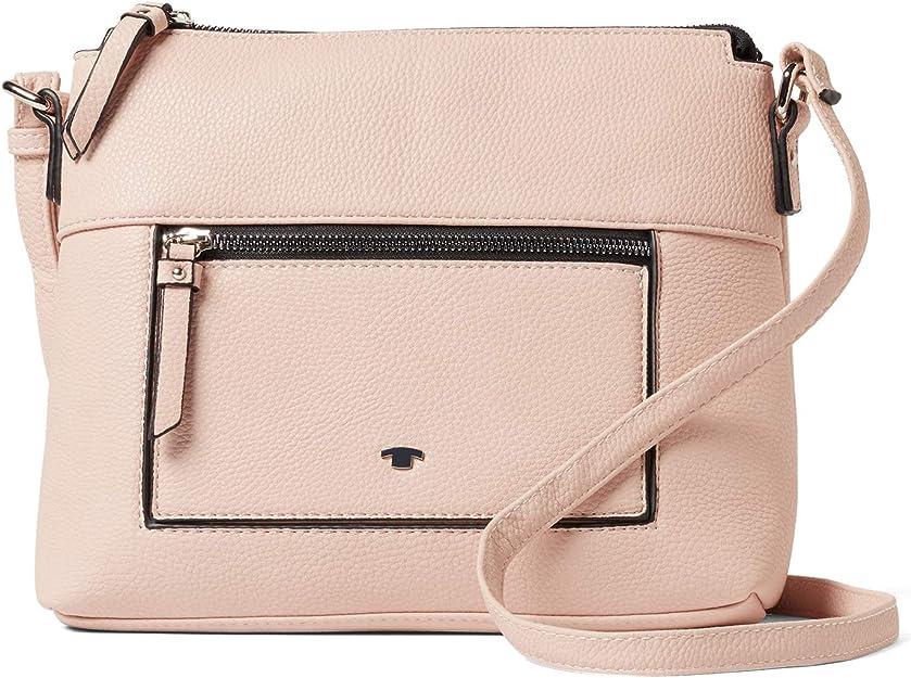 TOM TAILOR Umhängetasche Damen, Ariana, 26.5x23x7.5 cm, TOM TAILOR Taschen für Damen
