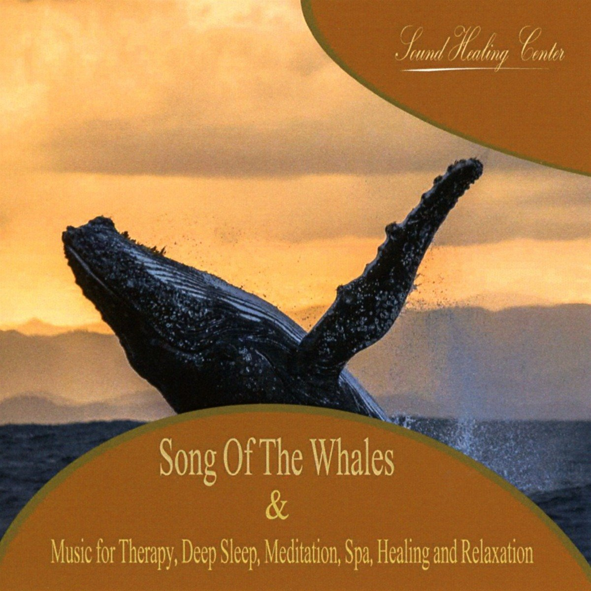 Song Of The Whales & Music for Therapy, Deep Sleep, Meditation, Spa, Healing