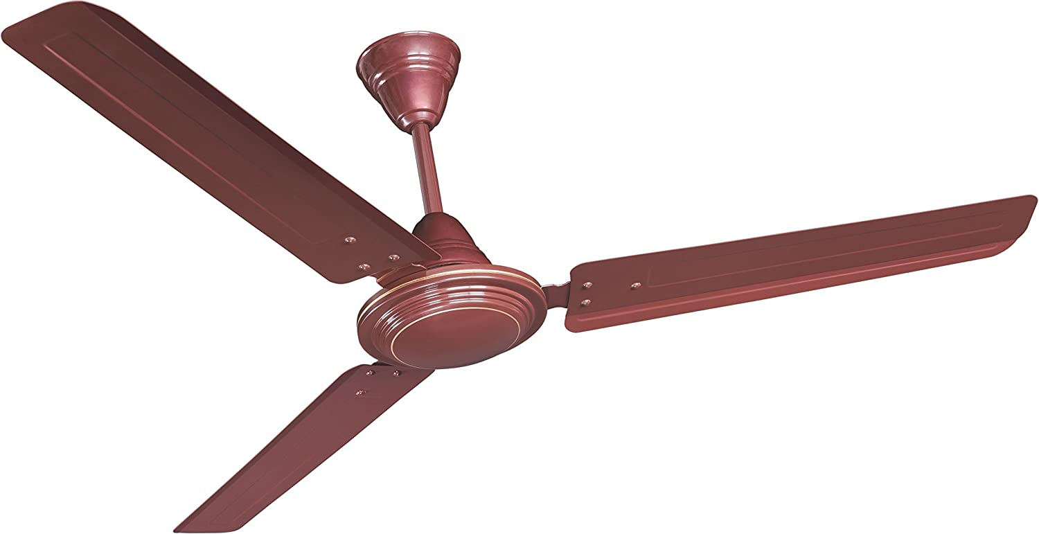 Crompton Hill Briz 1200mm Ceiling Fan Brown At Low S In India