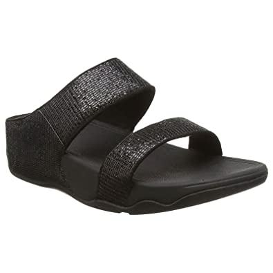e064683ede2c Fitflop Womens Lulu Superglitz Synthetic Sandals  Amazon.co.uk  Shoes   Bags