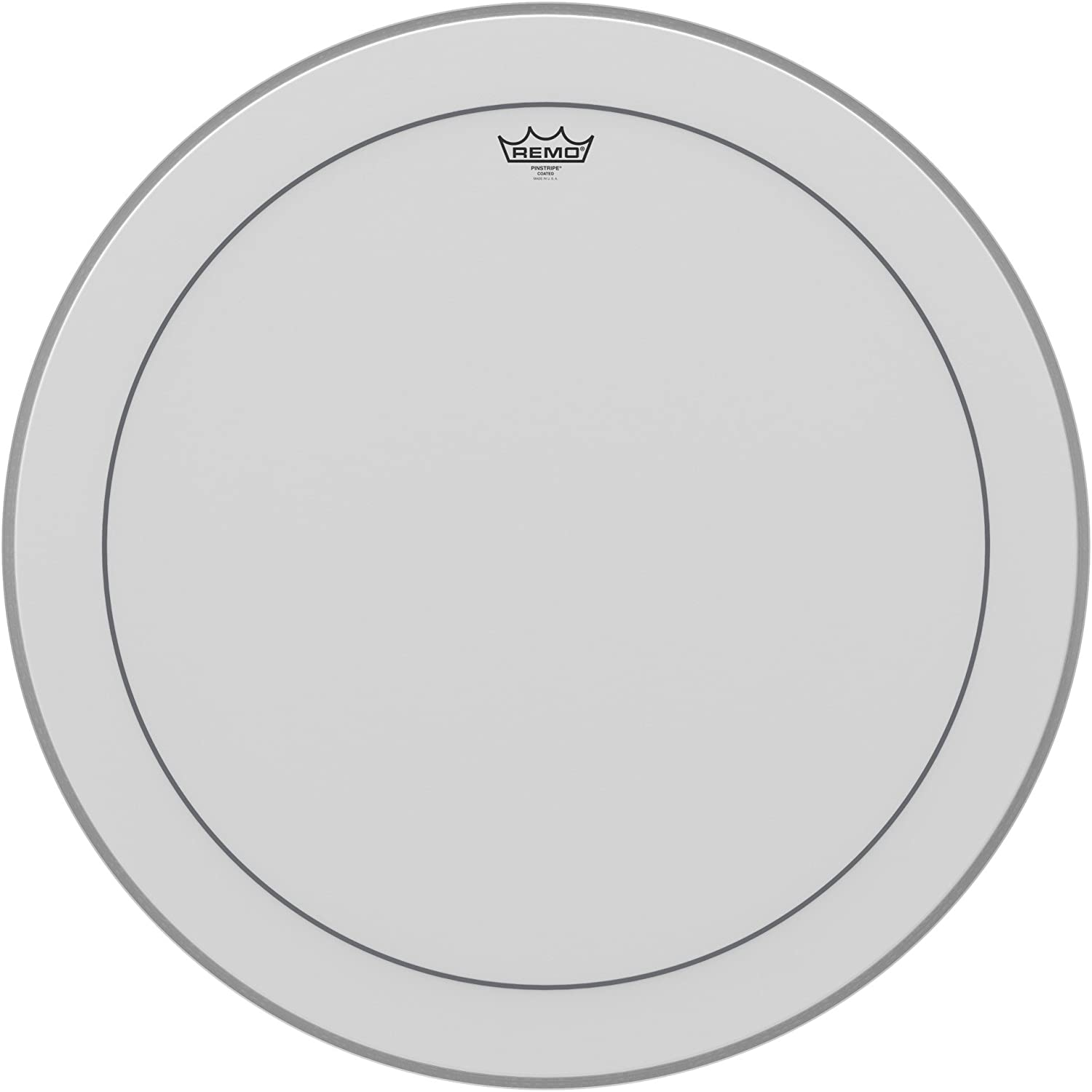 """Remo 12/"""" Pinstripe Coated Drum Head PS-0112-00"""