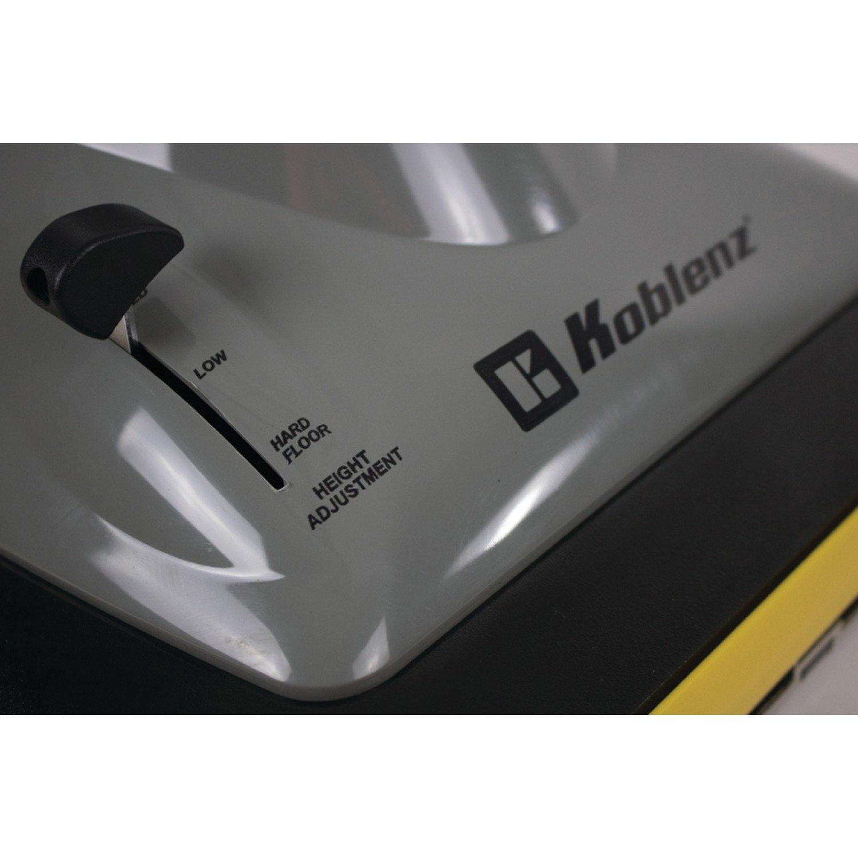 Koblenz U-80 Endurance Commercial Upright Bag Vacuum Corded