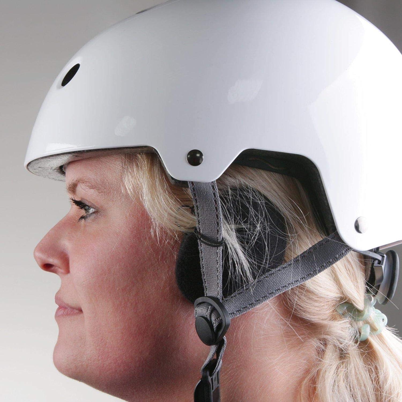10711 L Marineblau Earbags Ohrenw/ärmer Helmet