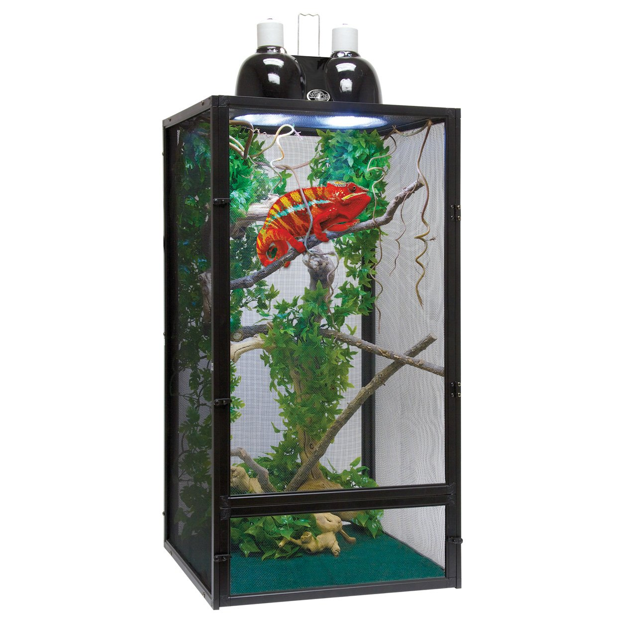 Zoo Med reptibreeze Chameleon Kit: Zoo Med: Amazon.es: Productos ...