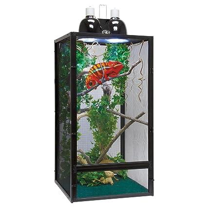 Amazon Com Zoo Med Reptibreeze Chameleon Kit Pet Supplies