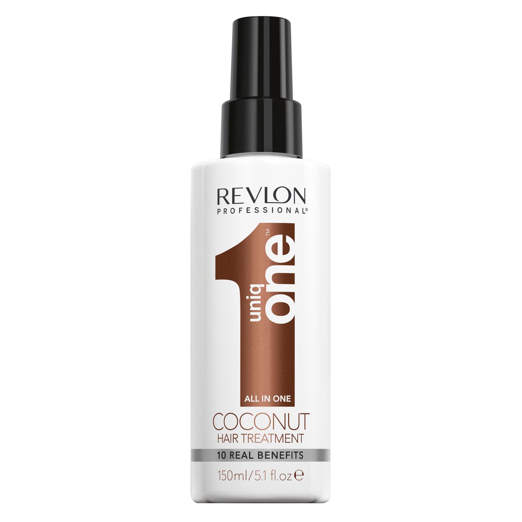 REVLON PROFESSIONAL Uniq One Coconut Hair Treatment 150ml product image