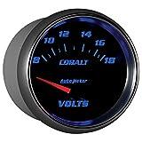 "Auto Meter 7991 Cobalt 2-5/8"" 8-18V Short Sweep"